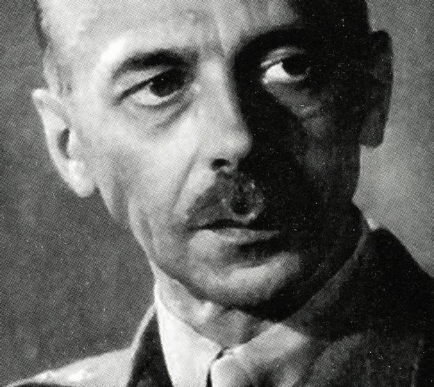 Dowódca AK gen. Tadeusz Bór-Komorowski /reprodukcja FoKa /Agencja FORUM