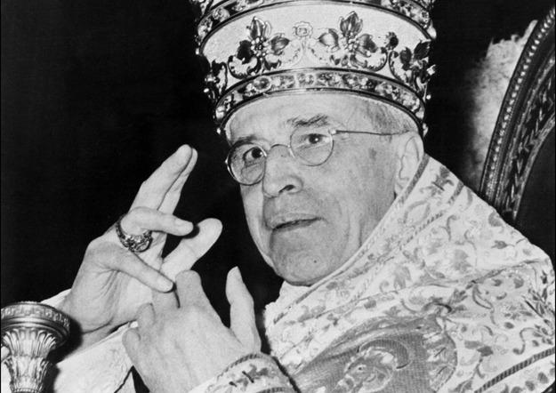 Papież Pius XII /AFP/
