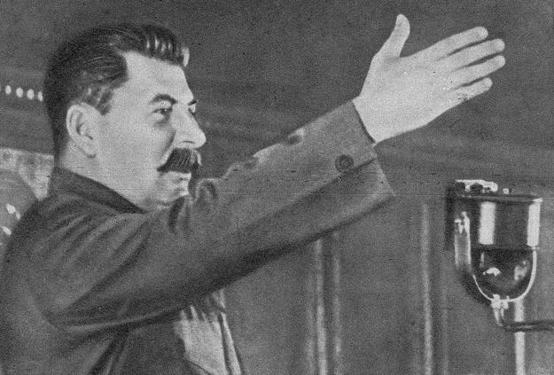 Józef Stalin polecił utworzyć Polską Partię Robotniczą /Reprodukcja: FoKa /Agencja FORUM/