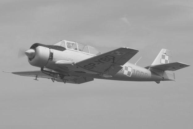 Major Ryszard Obacz uciekł samolotem TS-8 Bies (zdjęcie ilustracyjne) /Maciej Gocłoń /East News/
