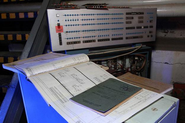 Odra 1305 w katowickim Muzeum Historii Komputerów i Informatyki /Bogusz Polczyński /East News/