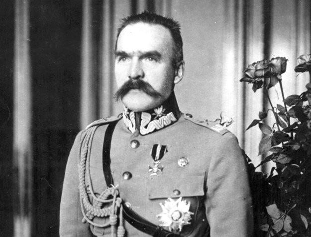 Marszałek Józef Piłsudski w 1921 roku /Getty Images/