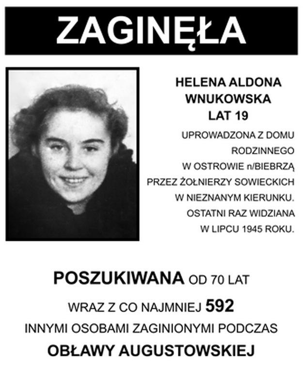 W obławie augustowskiej NKWD i polska bezpieka zamordowała prawie 600 osób. Zaraz po tej masakrze 2 sierpnia 1945 r. komuniści ogłosili amnestię dla żołnierzy podziemia /IPN/