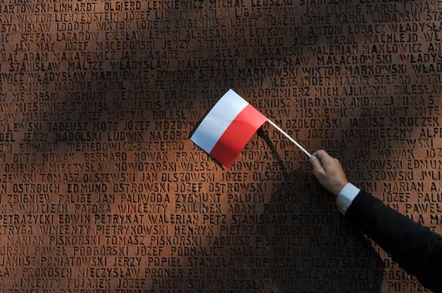 Związek Sowiecki przyznał się do mordu na polskich oficerach po 50 latach od jego popełnienia /AFP/