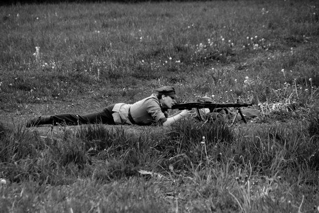 Bataliony Chłopskie skutecznie przeciwstawiły się Niemcom (zdjęcie ilustracyjne) /Marek Bazak /East News/
