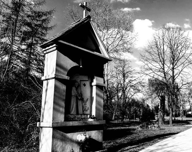 Ciało Marii Tyrankiewicz znaleziono w Parku Staszica w Łodzi /Gerard /Reporter/