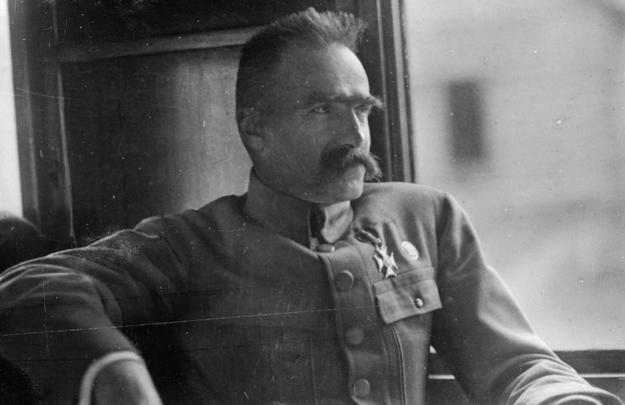 Józef Piłsudski, Naczelnik Państwa /Z archiwum Narodowego Archiwum Cyfrowego/