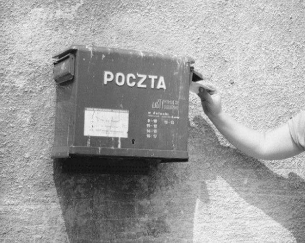 """""""Komiczna pomyłka"""" peerelowskiej poczty /Z archiwum Narodowego Archiwum Cyfrowego/"""