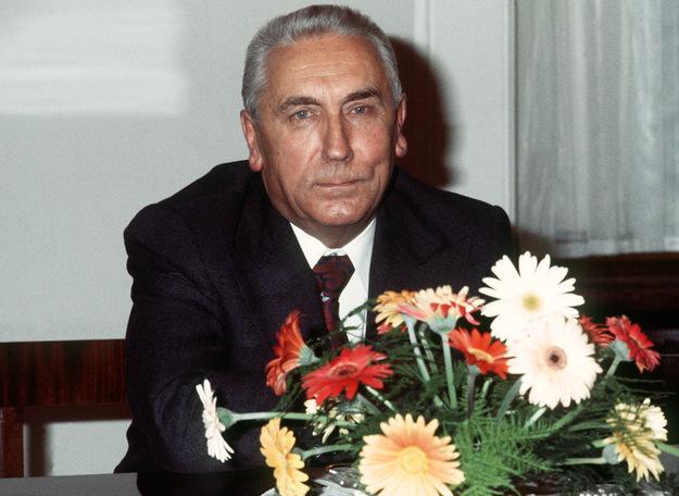 Pierwszy sekretarz KC PZRP Edward Gierek /AFP/
