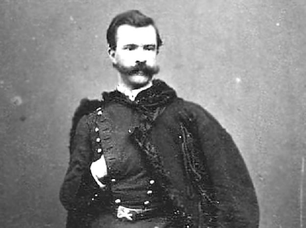 Pułkownik Marian Langiewicz /Wikimedia Commons/