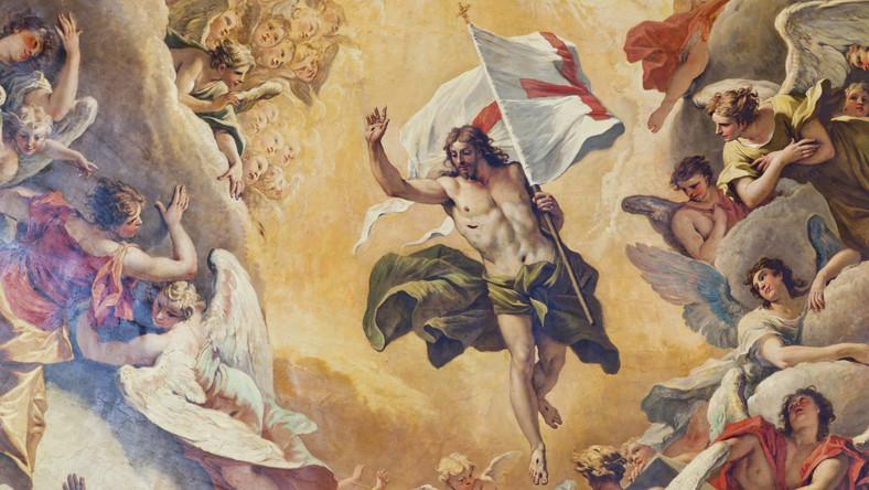 Sebastiano Ricci Zmartwychwstanie 1714 rok